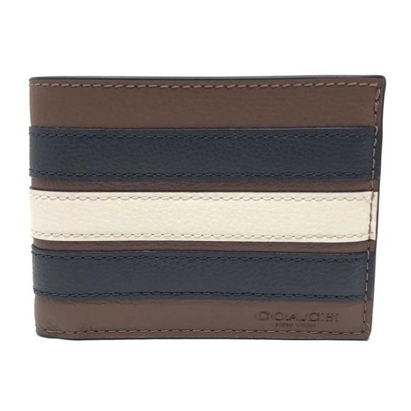 a5a1820a promo code coach mens slim wallet 0cd39 b6d31